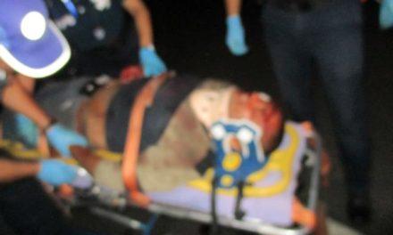 "¡Grave hombre atropellado por un vehículo ""fantasma"" en Aguascalientes!"