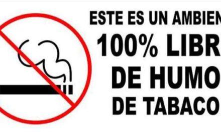 ¡El ISSEA invita a la población a denunciar la violación de la ley de los edificios libres de tabaco de humo!