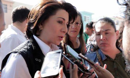 ¡Pide Lorena Martínez destitución del secretario de Seguridad Pública Estatal!
