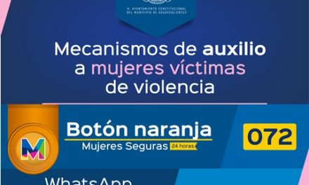 ¡Llama Instituto Municipal de la Mujer a unirnos en contra de la violencia a mujeres!