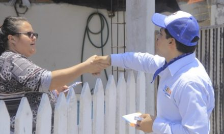 ¡Como diputado voy a hacer leyes, no negocios: Leo Montañez!