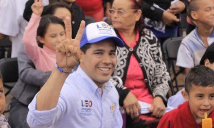 ¡Buscará Leo Montañez fortalecer las MIPyMES y Empleo!