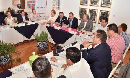 ¡Se reúnen secretarios de Turismo del país en Aguascalientes!