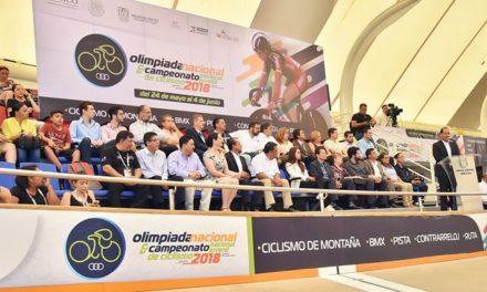 ¡Arranca el Campeonato Nacional Juvenil de Ciclismo 2018!