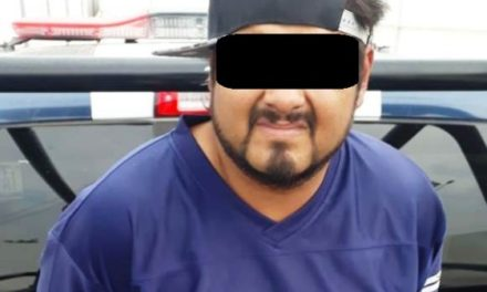 ¡Presunto distribuidor de droga fue detenido en Pabellón de Arteaga por policías estatales de Aguascalientes!