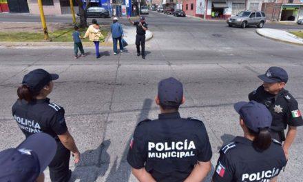 ¡Policía Vial del Municipio de Aguascalientes refuerza su labor con nuevos elementos!