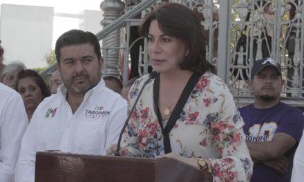 ¡Aguascalientes pierde fuerza y campea la incertidumbre: Lorena Martínez!