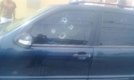 ¡Por pelear una herencia, un individuo dañó la camioneta de su hermano en Aguascalientes!