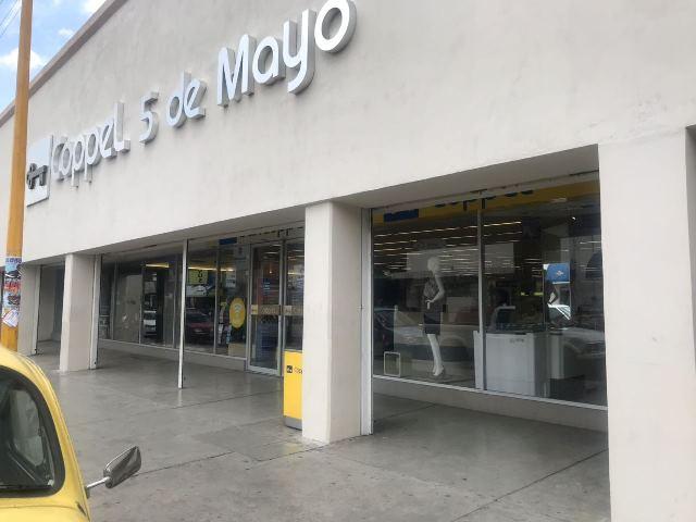 ¡Millonario robo en una tienda Coppel en plena Zona Centro de Aguascalientes!
