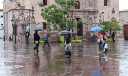 ¡Protección Civil Estatal reporta saldo blanco por lluvias!
