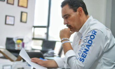 ¡Eliminación del fuero constitucional, un reto más de Toño Martín del Campo rumbo al Senado!