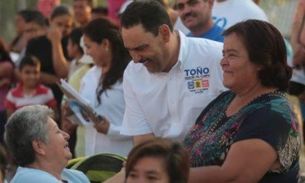 ¡Especial énfasis pondrá Toño Martín del Campo a la dignificación y profesionalización de la carrera policial!