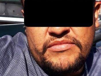 """¡Policías estatales detuvieron al vendedor de drogas """"El Cejas"""" en San Francisco de los Romo, Aguascalientes!"""