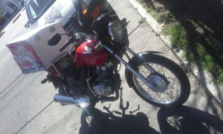 ¡Mujer resultó lesionada tras ser atropellada por un motociclista en Aguascalientes!