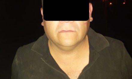 ¡Policías estatales detuvieron a distribuidor de droga en el fraccionamiento Cartagena en Aguascalientes!