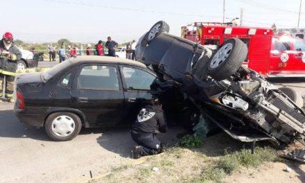 ¡Trágico accidente en Aguascalientes dejó saldo de 3 muertos!