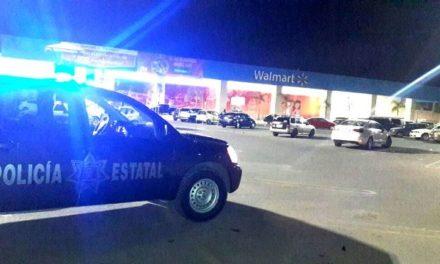 ¡Policías estatales detuvieron a sujeto que asaltó un Oxxo en Aguascalientes!