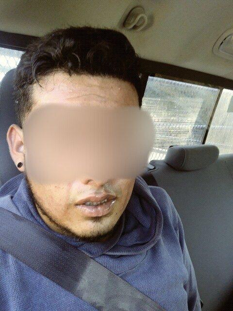 ¡Detuvieron a sujeto que armado con un cuchillo asaltó una tienda de abarrotes en Aguascalientes!