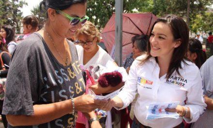 ¡Cumple Martha Márquez con la transparencia al mantener actualizada su declaración 3 de 3!