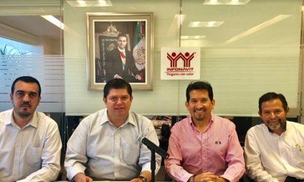¡CAMBIAVIT, un nuevo pilar del crédito que otorga el INFONAVIT: Mario Guevara Palomino!