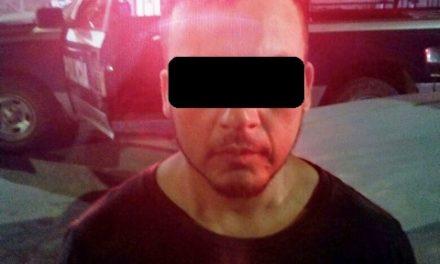 ¡Policías estatales detuvieron a distribuidor de droga en Calvillo, Aguascalientes!