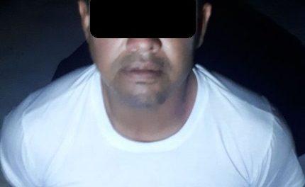 ¡Detuvieron a zacatecano con arma de fuego, droga y $25 mil en efectivo en Aguascalientes!
