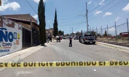 ¡Hallaron muerto a un hombre maniatado y con una sábana en el cuello en su casa en Aguascalientes!