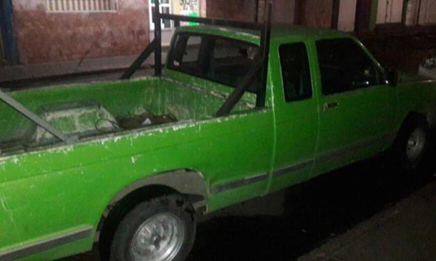 ¡POLICÍAS MUNICIPALES DE AGUASCALIENTES DETIENEN A PRESUNTO ROBACOCHES MINUTOS DESPUÉS DE HABER ROBADO UNA CAMIONETA EN LA ZONA CENTRO!