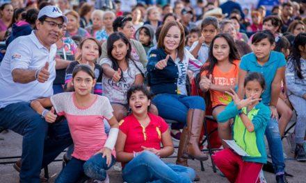 ¡Incrementar el presupuesto federal para becas educativas a niños y jóvenes: Martha González!