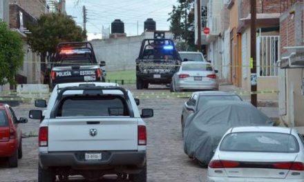 ¡Violenta tarde en Guadalupe: tiraron restos humanos y ejecutaron a un hombre e hirieron a una mujer!