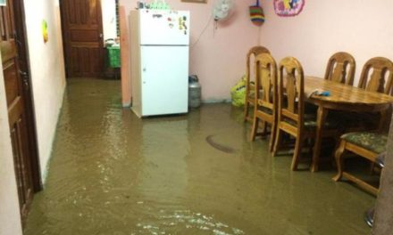 ¡ISSEA emite recomendaciones en caso de inundación!