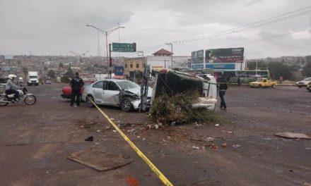 ¡Capturaron a 3 asaltantes que atracaron a una cuentahabiente en Aguascalientes en peliculesco operativo!