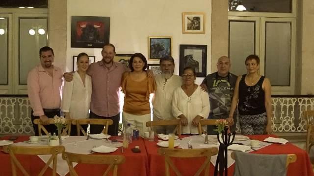 ¡Asociaciones de Ciclistas y especialistas en Urbanismo presentan propuestas a Lorena Martínez!