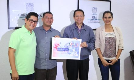 ¡Aguascalientes vuelve a ser sede del voleibol internacional!