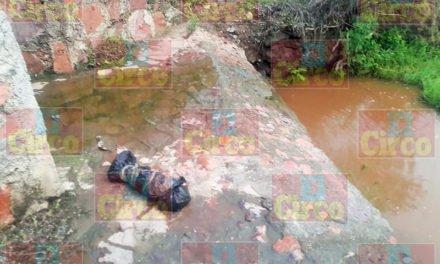 ¡Hallaron otro cuerpo desmembrado y embolsado en Lagos de Moreno!