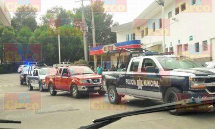 ¡Detuvieron a sujeto que pagó con un billete falso y atropelló a un despachador en una gasolinera en Lagos de Moreno!