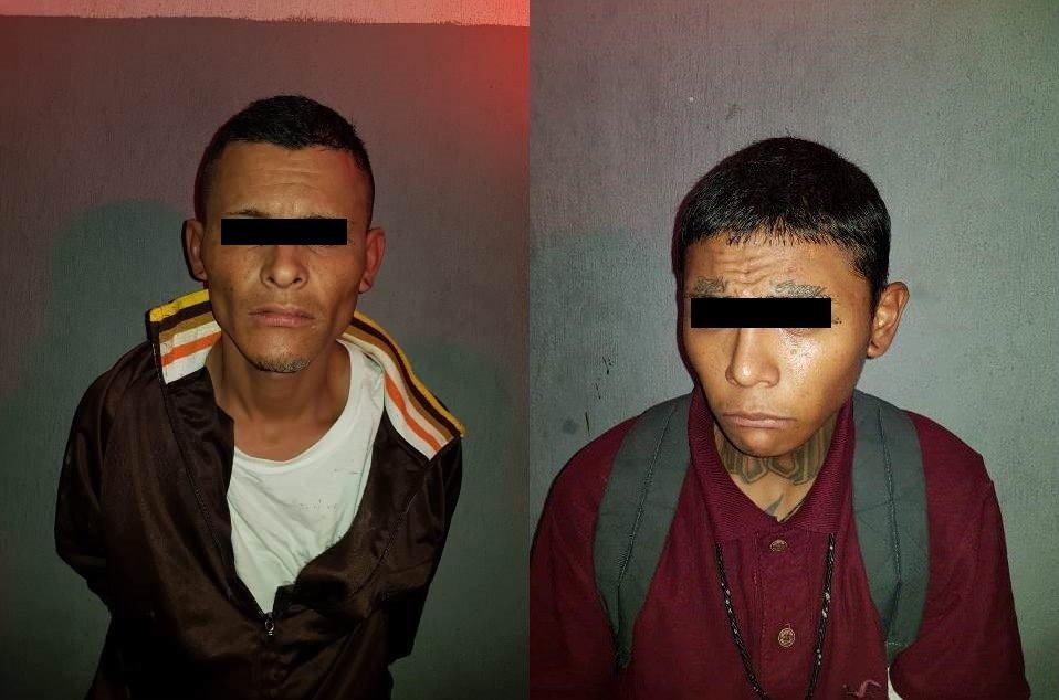 """¡""""El Trascabo"""" y """"El Memín"""", reincidentes delincuentes, volvieron a ser detenidos por policías municipales de Aguascalientes!"""