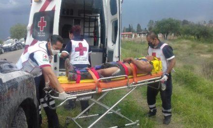 "¡Detuvieron a 3 sujetos que ""levantaron"" y golpearon a un joven en Aguascalientes!"