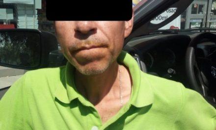 """¡Ex policía preventivo de Aguascalientes fue detenido con droga """"crystal""""!"""