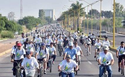 ¡IDEA fomenta el uso de la bicicleta como medio de transporte y convivencia familiar!