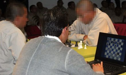 ¡La Comisión Nacional de Seguridad y la Fundación Kaspárov fortalecen los procesos de reinserción social con la práctica del ajedrez!