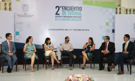 ¡Concluyó Segundo Encuentro de Tutoría con ponencias internacionales!