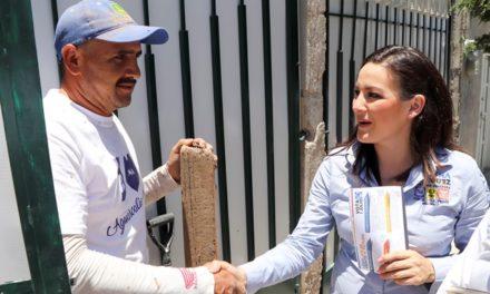 ¡Continúa Martha Márquez con campaña de cercanía y proximidad ciudadana!