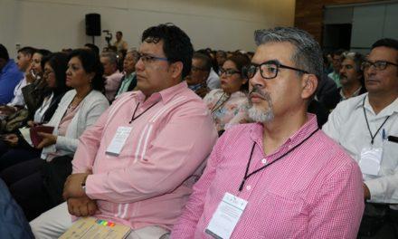 ¡Aguascalientes sede de reunión nacional de docentes de normales!