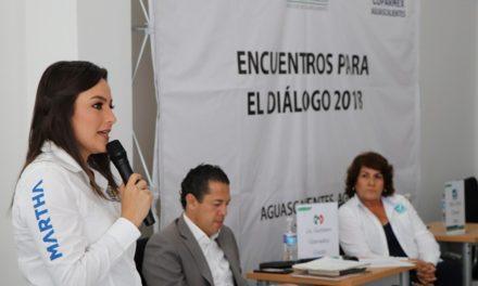 ¡Impulsará Martha Márquez educación y mejoras económicas en beneficio de las familias!
