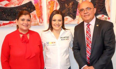 ¡Buscará Martha Márquez fortalecer el sector turístico del estado!