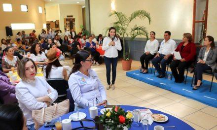 ¡Josefina Vázquez Mota y Martha Márquez afianzan alianzas con sectores de Aguascalientes!