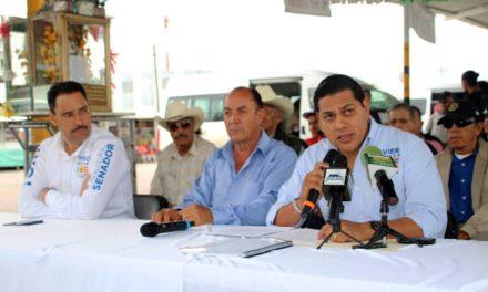 ¡Trabajaremos para mantener en movimiento a los Municipios: Javier Luévano!