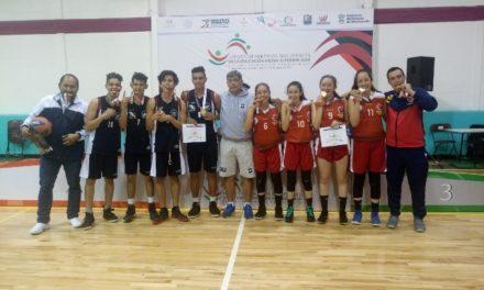 ¡Se suman dos medallas de oro en los XVIII Juegos Nacionales Deportivos de Educación Media Superior para Aguascalientes!
