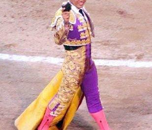 ¡Se quita la vida el matador de toros Mario Aguilar en Aguascalientes!